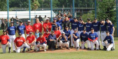 Baseball utkání v Roudnice